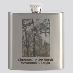 Savannah Christmas Flask