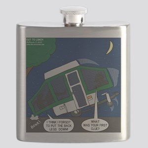 Pop-Up Camper Problems Flask