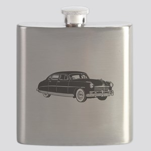 Fifties Classic Car Flask