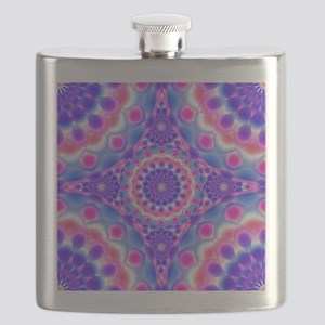 Tribal Mandala 2 Flask