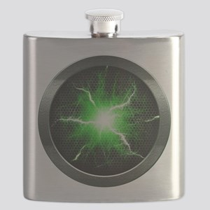 Borg Regeneration Disc Flask