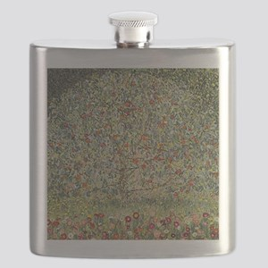 Flowering Tree Flask