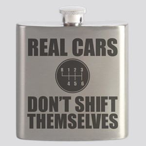 Real Cars Don't Shift Themselves Flask