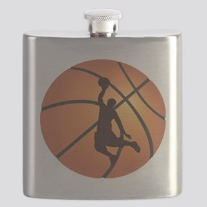 Basketball dunk Flask