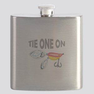 TIE ONE ON Flask