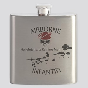 airborne infantry Flask