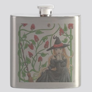 WitchBroom Flask