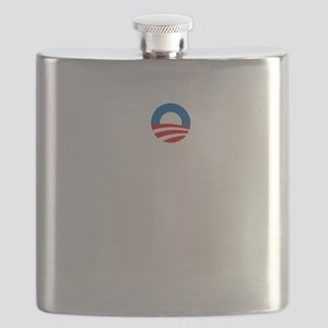 Four More Years Dark Flask