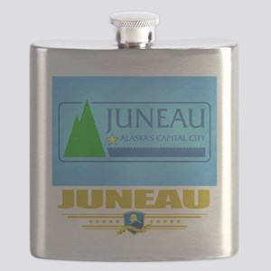 Juneau (Flag 10) Flask