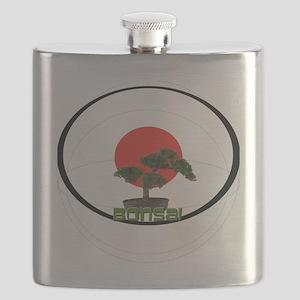 Karate Kid Bonsai Tree Flasks Cafepress