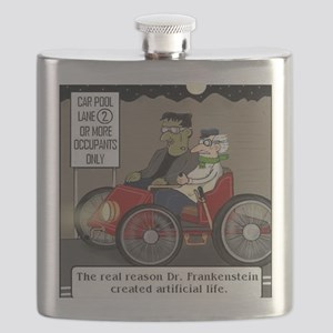 Laugh Out Loud Flasks - CafePress