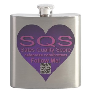 SQS Heart Flask