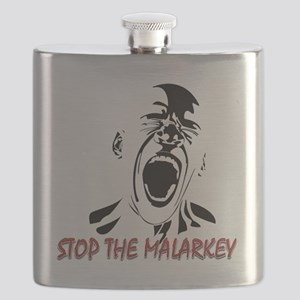 Stop the malarkey Flask