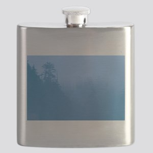 Smokey Mountain Dawn Flask