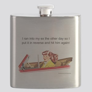 Ran Into My Ex the Other Day Flask