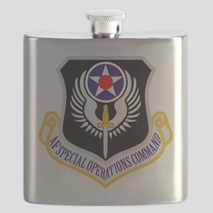 Air Force Security Forces Flasks - CafePress