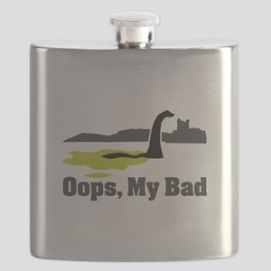 Oops, My Bad Flask