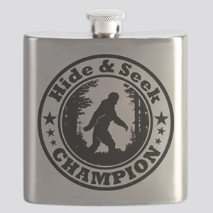 Hide and seek world champion Flask