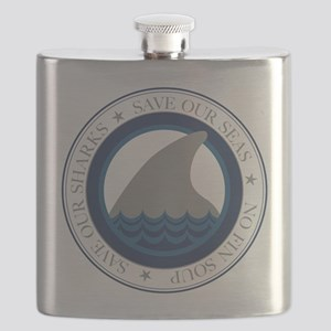 save our sharks Flask