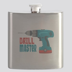 Drill Master Flask
