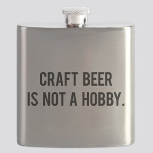 Craft Beer is Not a Hobby Flask