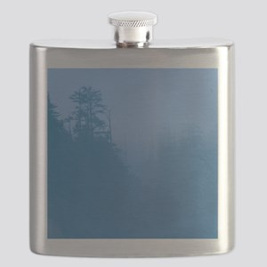 Smokey Mountain Dawn -10x8 Flask