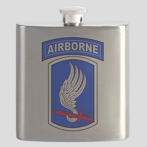 173rd Airborne Brigade Flask