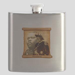 M. Garvey Flask
