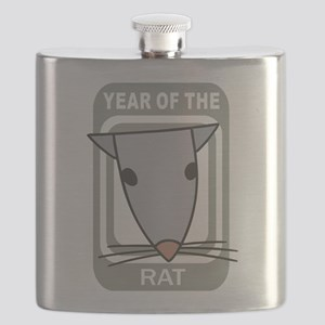 Year Of The Rat Flask