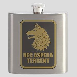 27th Inf Regt L Flask