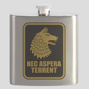 27th Infantry Regt (R) Flask