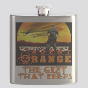 GIFT THAT KEEPS ON GIVING Flask