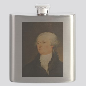 Founding Fathers: Alexander Hamilton Flask
