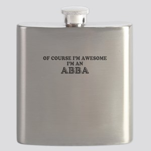 Of course I'm Awesome, Im ABBA Flask