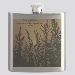 Sunrise Sand Flask