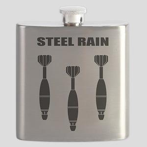Steel Rain Flask
