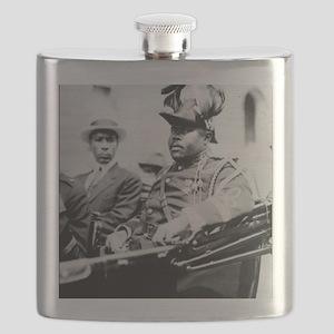 Marcus Garvey Flask