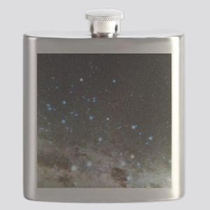 Centaurus and Crux constellations Flask