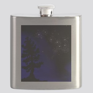 Step Up To Seven Stars Tai Chi T-Shirt Flask