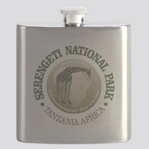 Serengeti NP Flask