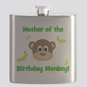 Mother of the Birthday Monkey! Flask