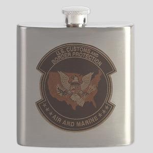 Border Patrol Air and Sea Flask