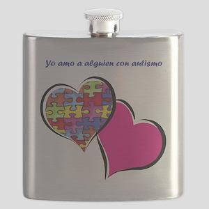 yo amo a alguien con autismo Flask