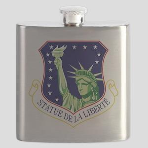 48th FW - Statue De La Liberte Flask