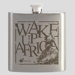 Garvey Wake Up Africa... Flask