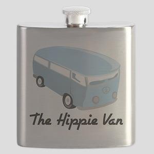 The Hippie Van Flask