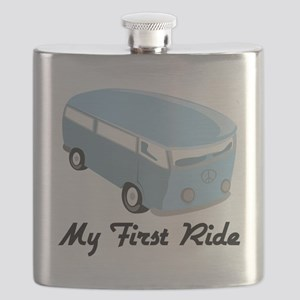 My First Ride Flask