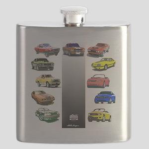 3-50yearsa Flask