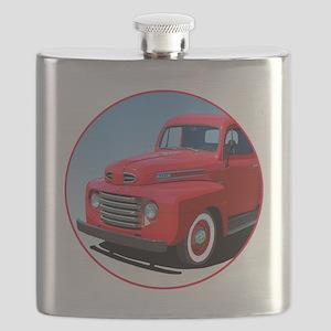 1948-50 F-1-C10trans Flask