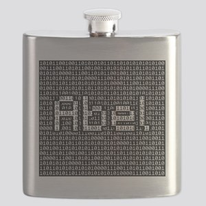 Abel, Binary Code Flask